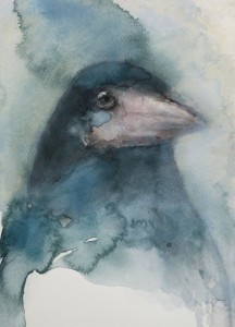 'Crow 2', 2012, from the series '2012 Specimens'