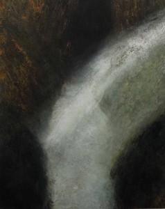 'Waterbased 1', from the series '2006 / 7 Waterbased'