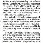'Tonn', Irish Times, 2015