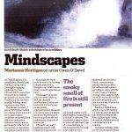 'Mindscapes', Sunday Tribune; by Marianne Hartigan