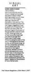 'Uaimh' at Kerlin, Sunday Tribune, 30 March 1997